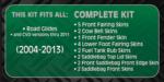 Road Glides 2004-2013