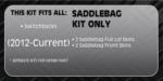 Switchback Saddlebags 2012-Newer